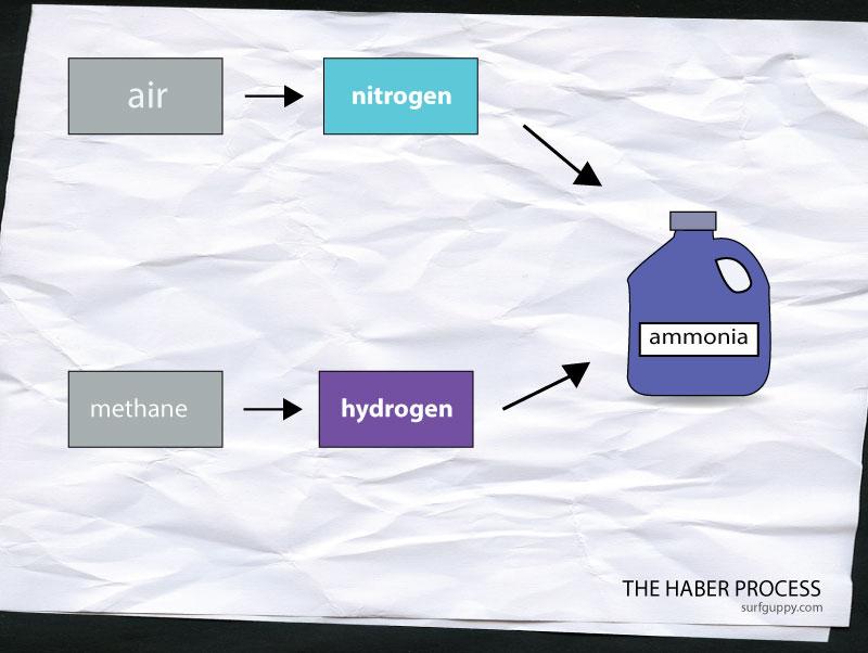 TheHaberProcess - ammonia