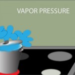 What is vapor pressure chemistry cartoon