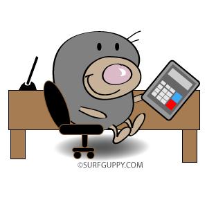 mole-calculator