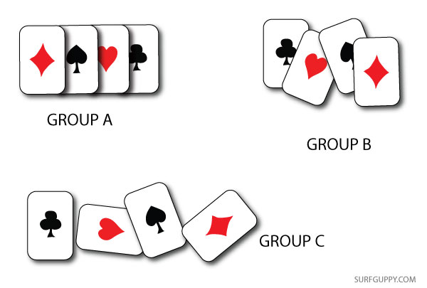 entropy in deck of cards