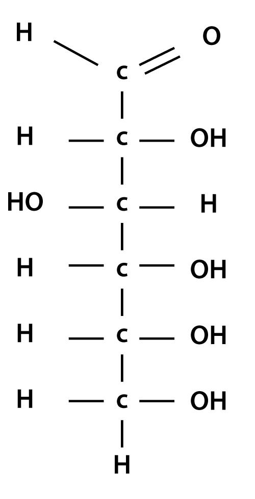 Glucose Molecule - Carbohydrates - Organic Chemistry