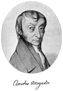 Avogadro Amedeo